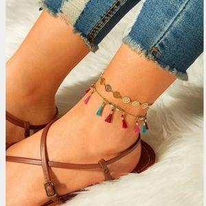 Boho Ankle Bracelet